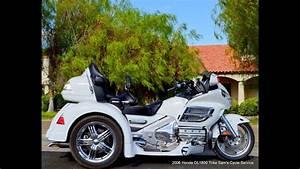 2006 Honda Goldwing Gl1800 Trike For Sale  Samscycle Net