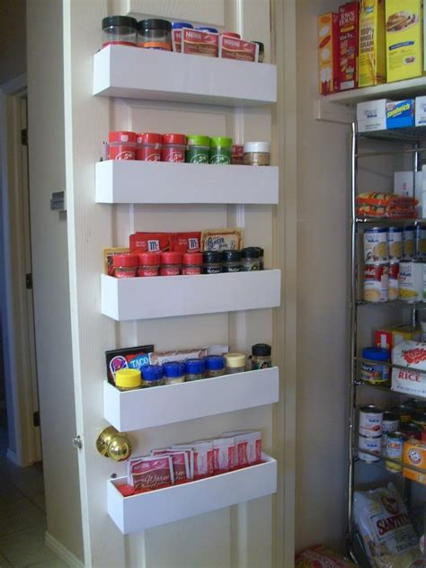 Pantry Storage Ideas by Easy Diy Kitchen Storage Ideas The Owner Builder Network