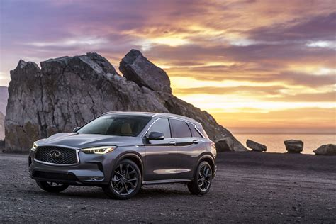 infiniti presents qx90 crossover
