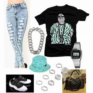 Jeans: clothes, girl, dope, outfit, shirt, air jordan, bag ...