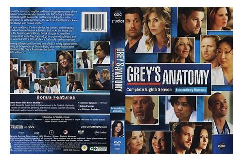 Grey\'s anatomy series 8 download :: nuisakucons