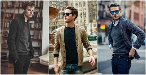 What to Wear with a Cardigan | The Idle Man