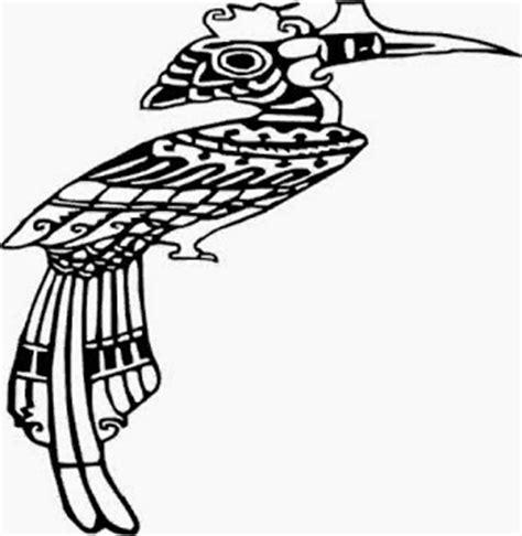 inilah motif lukisan  ukiran suku dayak beserta