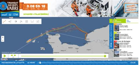 tracking transat jacques vabre 12th edition of transat jacques vabre 8 tris multi50 maxis started on sunday boat design net