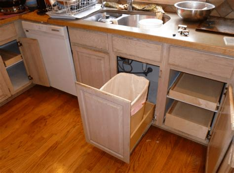 under sink garbage can track 26 top inspirations for under sink trash can to affect