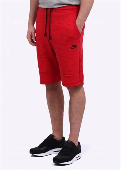 Fleece Tech Shorts Nike Apparel Triads