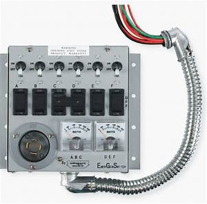 How To Install A Manual Transfer Switch For A Backup System In 16 Steps
