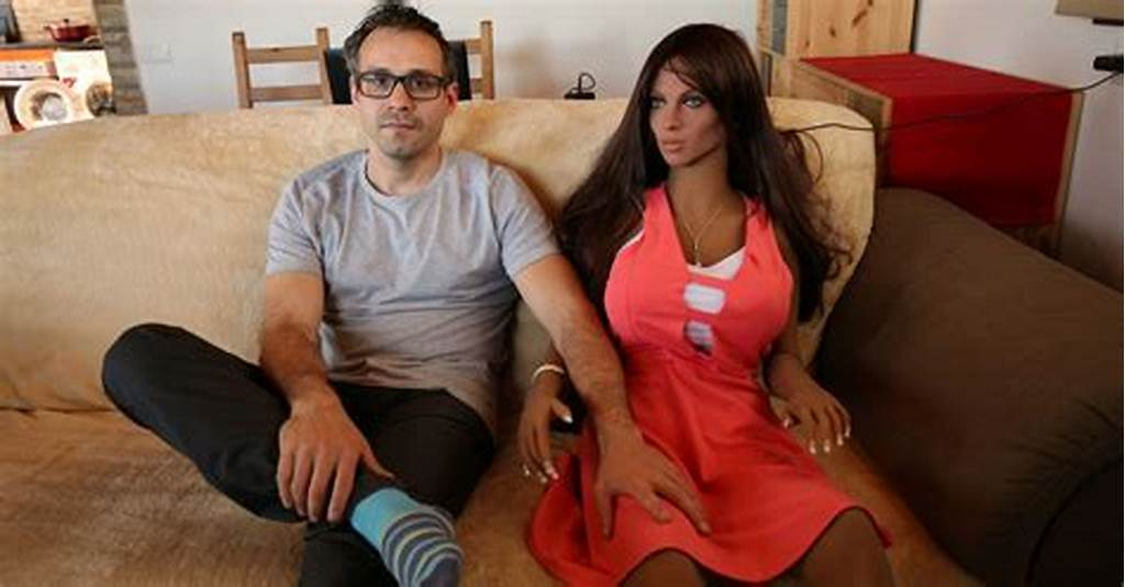 #My #Date #With #A #Sex #Robot #An #Exclusive #Tour #Of #The