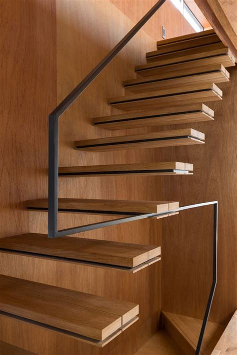 comoda  segura en  escaleras diseno de escalera