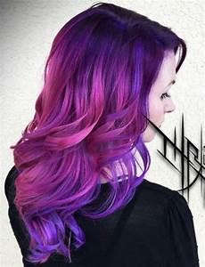 Pink Purple Color Hair | www.pixshark.com - Images ...