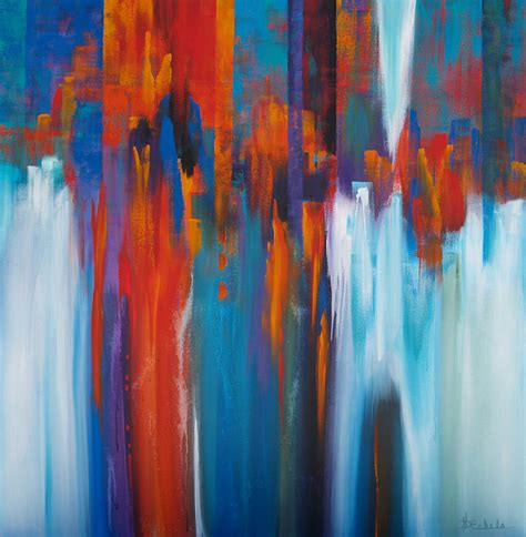 abstract artists international dissolve 2 by nancy eckels abstract contemporary modern