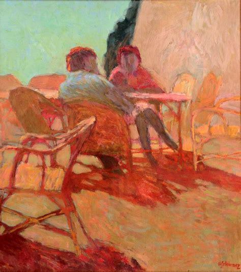 Hans Schwarz Art Peinture Abstraite Peinture Peintre