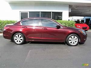 Honda Accord 2008 : basque red pearl 2008 honda accord ex l sedan exterior photo 47084405 ~ Melissatoandfro.com Idées de Décoration