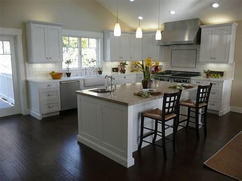 kitchen floor ideas with dark cabinets 1000 images about kitchen ideas on pinterest white
