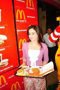 Picture 168460 | Actress Aksha at McDonalds Herabad | New ...