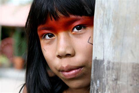Toca da Raposa promove intercâmbio das crianças com índios ...