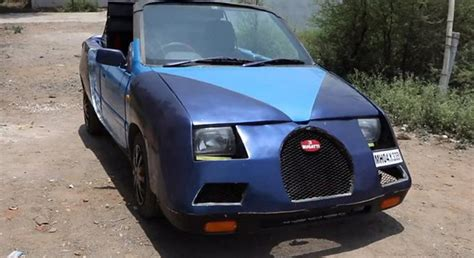 Hear his insight on life in the bugatti design. This Copy Of The Bugatti Veyron Will Cost You $ 5,750 - The Cheapest One! - TOP HOT CARS