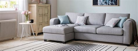 90 inch sofa with chaise lydia left hand facing chaise end 3 seater supreme sofa