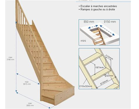 faire un escalier soi m 234 me forum menuiseries