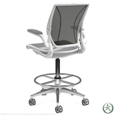 humanscale diffrient world chair manual shop humanscale diffrient world drafting chairs