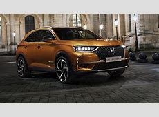 Meet the first ever DS SUV, the DS 7 Top Gear