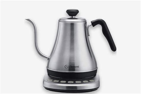 electric kettle kettles temperature variable gooseneck elementi amazon tea water function