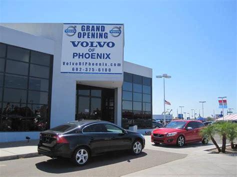 volvo cars  phoenix phoenix az  car dealership