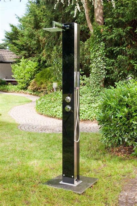 Solar Shower - outdoor shower portable modern solar stainless steel 304