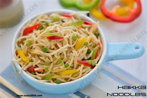 hakka cuisine recipes vegetable hakka noodles recipe hakka noodles recipe asmallbite