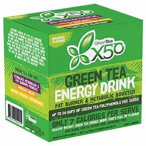 Buy Green Tea X50 • Universal Supplements Australia
