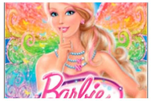 baixar coleção filmes barbie gratis