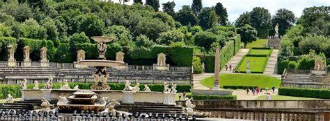 The Boboli Gardens, A Wonderful Openair Museum In Florence