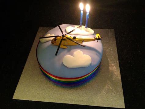 helicopter birthday cake  kid craft