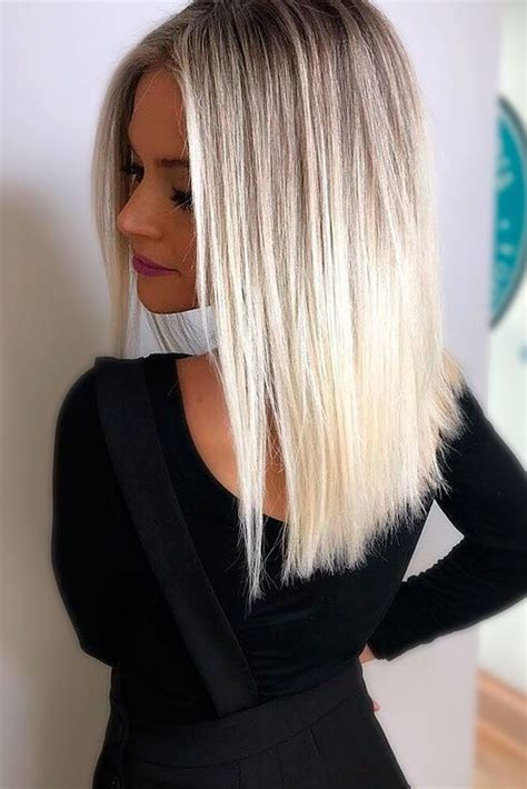 shades  blonde hair color ideas hair colour style