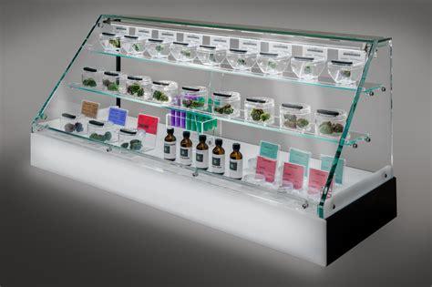 Bud Bar Cabinet™ - Bud Bar Displays