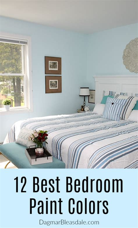pics of bedroom colors the 12 most stunning and best bedroom paint color ideas 16646 | bedroom colors blue