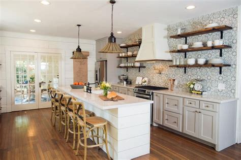17+ Engaging Kitchen Remodel Joanna Gaines