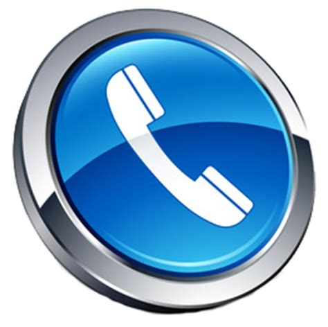 telephone icon png blue phone icon