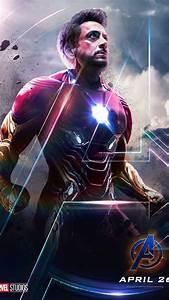Avengers, Endgame, Iron, Man
