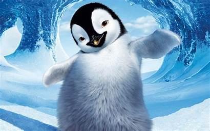Happy Penguin Wallpapers Desktop Penguins Creative Happiness