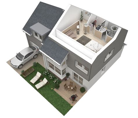 plan de maison 3d pictures to pin on pinsdaddy