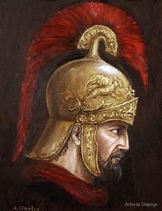 """Ajax (Mythological Greek hero)"" by Arturas Slapsys ..."