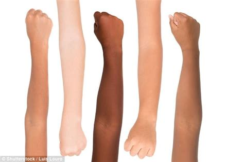 what causes different skin colors skin cancer and skin