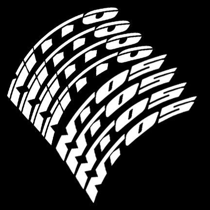 nitto nt tire stickers canada