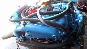 Crusader Model 350  Gm 454cu    7 4l