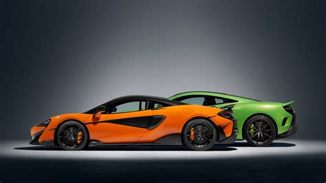 This Is The Mclaren 600lt You'll See At The 2018 Goodwood