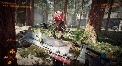 NVIDIA RTX Demo Atomic Heart Demo at CES 2019 – GND-Tech