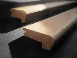 parquet chene massif de 22 mm facile a monter plancher With nez de marche parquet