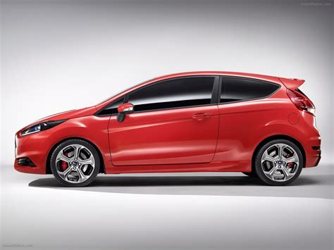 Ford Fiesta St Concept 2018 Exotic Car Image 04 Of 8