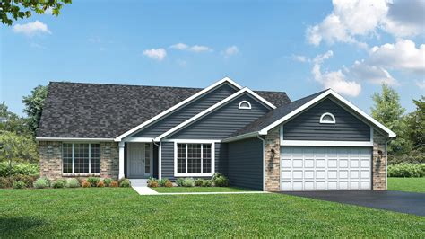 Design Your Own Ranch Style Home by Hoover Crossing Homes For Sale Grove City Home Builders